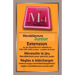 Extension Mendélévium JUNIOR